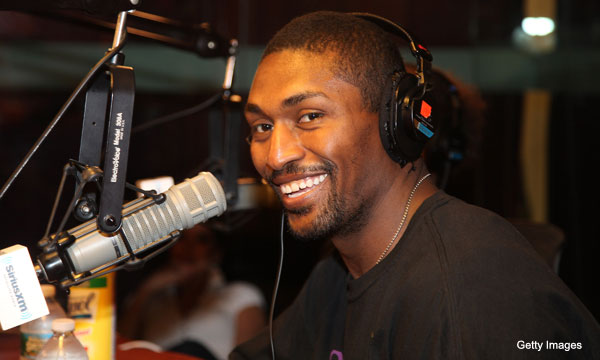 Keep calm and carry on: Ron Artest might be going to England