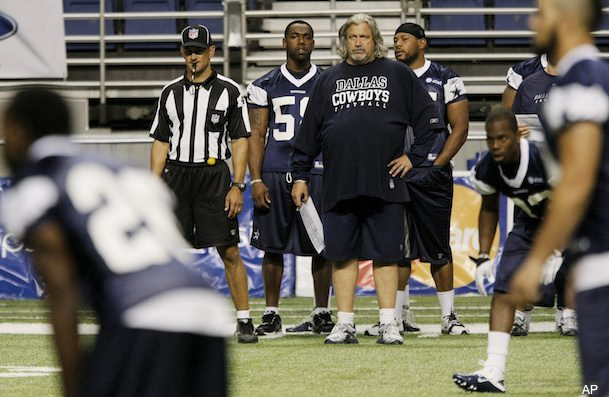 Rob Ryan is already talking smack about Philly's 'dream team'