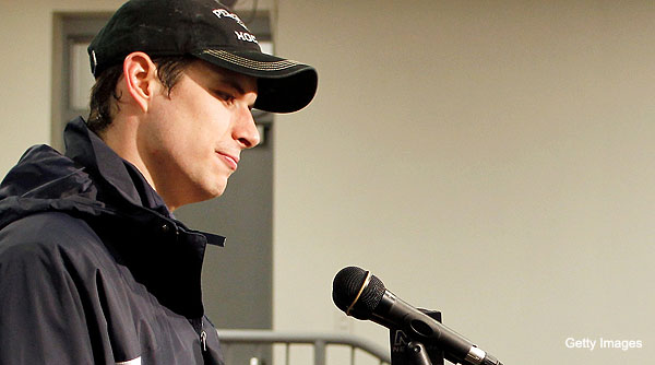 What do you expect Sidney Crosby to say at press conference?