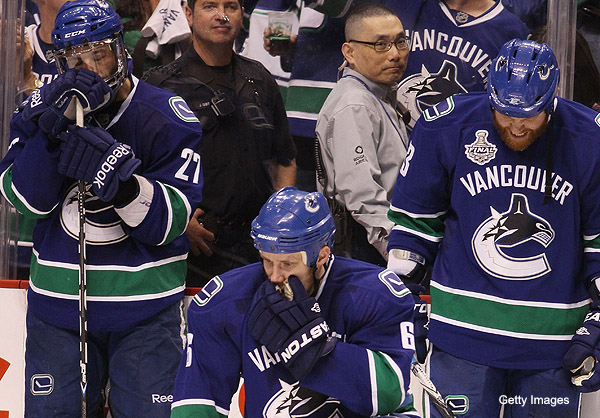 Canucks GM: No sweeping changes, injuries a factor in Cup loss