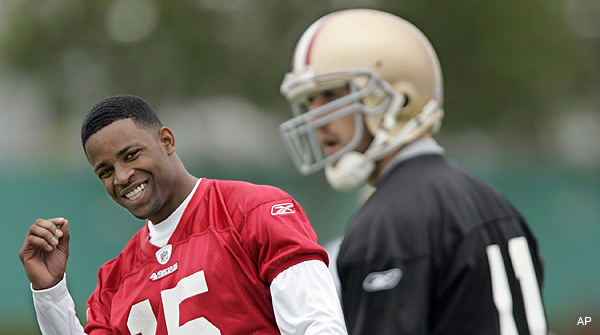 49ers workouts reveal strained dynamic between Crabtree and Smith