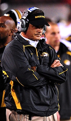 Gary Pinkel on the &#8216;crazy,&#8217; &#8216;sad,&#8217; &#8216;embarrassing&#8217; state of the Big 12: &#8216;We&#8217;ve got problems in our league.&#8217;