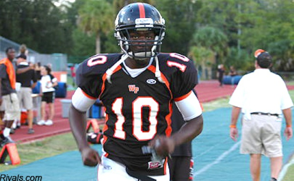 Winter Park wide receiver D'Vario Montgomery