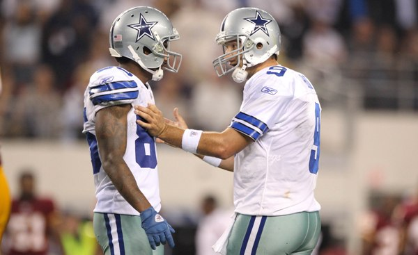 Lames: Romo, receivers are lost in translation