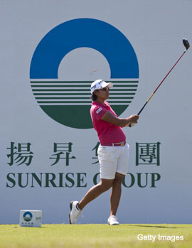 So will Yani Tseng play on the PGA Tour or not?