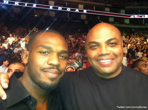 Why NBA legend Charles Barkley loves MMA