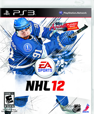 Puck Daddy chats with Tampa Bay's Steven Stamkos about his NHL 12 cover, taking batting practice and taking puck to face