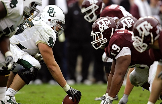 SEC agrees to accept Texas A&M – as soon as Baylor lets the Aggies go