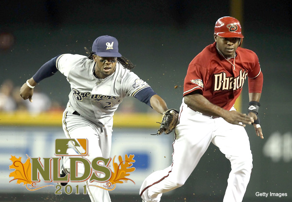 10 numbers for the NLDS: Diamondbacks vs. Brewers