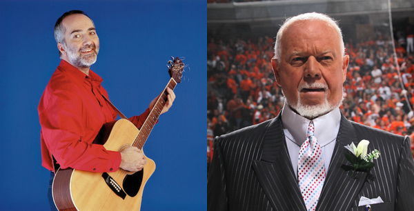 Children's Entertainer Raffi Wants You To Mute Don Cherry