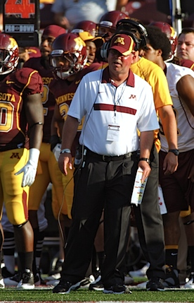 Jerry Kill in stable condition after suffering seizure on Minnesota sideline