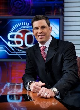 ESPN's Matthew Barnaby arrested for DWI, in SUV with 3 tires