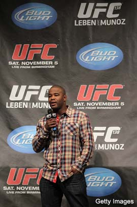 Rashad Evans used Penn State child abuse in trash talk