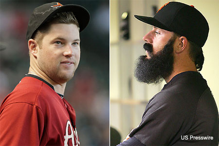 Bud Norris has a beef with Brian Wilson&#8217;s Taco Bell commercial