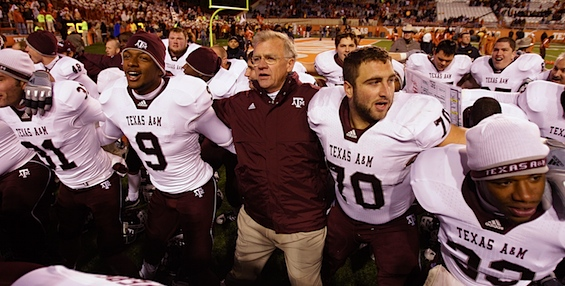 Debriefing: Texas A&M takes its last, best shot at the Big 12