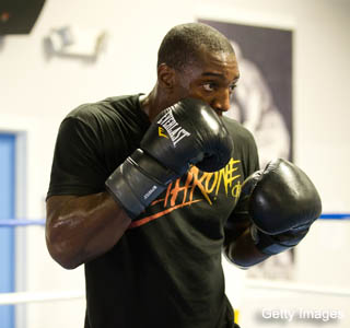 Phil Davis ready for the spotlight at UFC on Fox 2