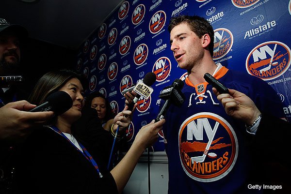 Six-year deal for John Tavares and the cult of Garth Snow