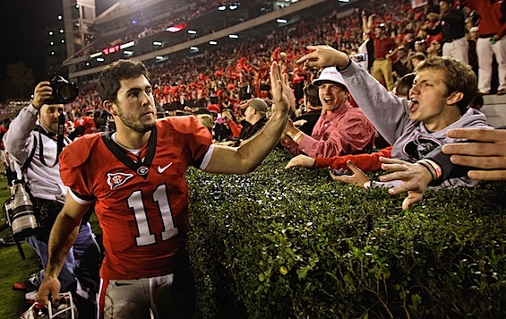 Superlatives: In which Aaron Murray terminates Auburn's flimsy human defenses