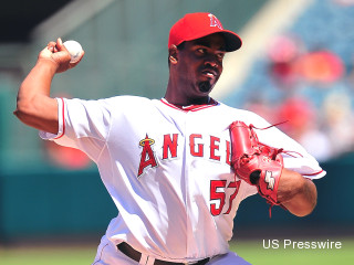 Jerome Williams lifts Angels, picks up 1st win in six years