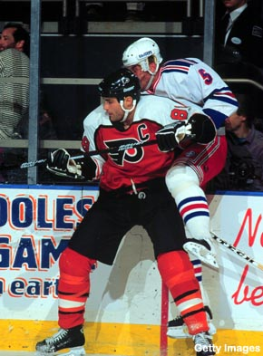 The five lamest things about the Rangers, Flyers alumni rosters