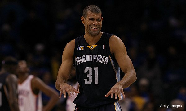 If not for poor penmanship, Shane Battier would be Shane Battle