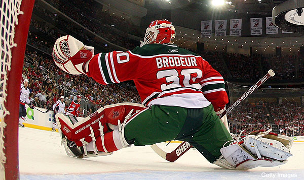 The Devils and Mr. Brodeur