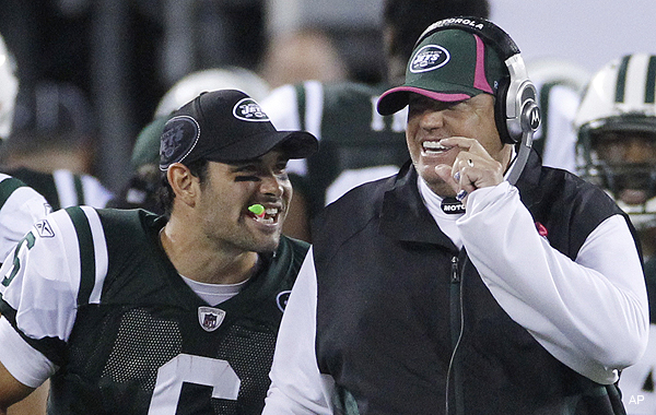Mark Sanchez 'wanted to fight' Rex Ryan last year over near-benching