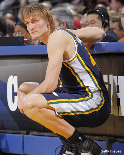 Spain's best team can't afford Andrei Kirilenko