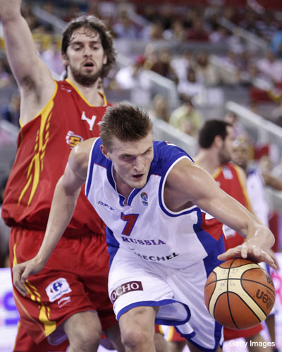 Priming you for 2011 FIBA Eurobasket
