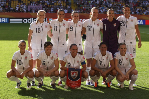 U.S. play Womens World Cup in kit resembling nurses uniform