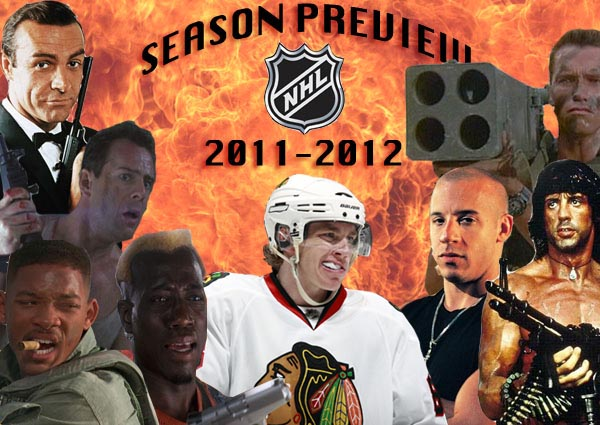 Puck Daddy NHL Season Preview 2011-12: Chicago Blackhawks