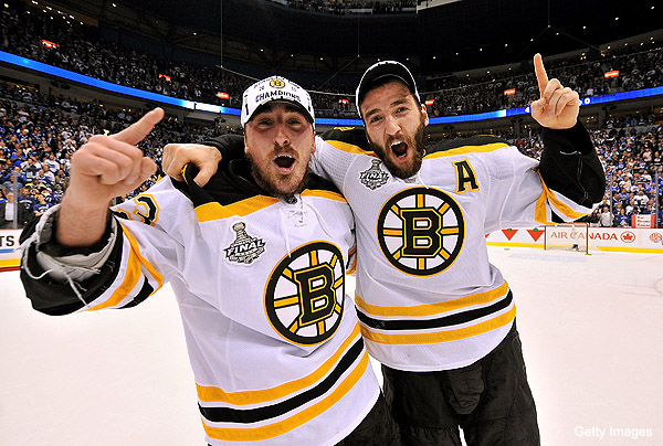 Bruins Deserved to Win The Cup