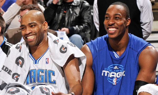 Next time you want to trade Vince Carter, call Dwight Howard first