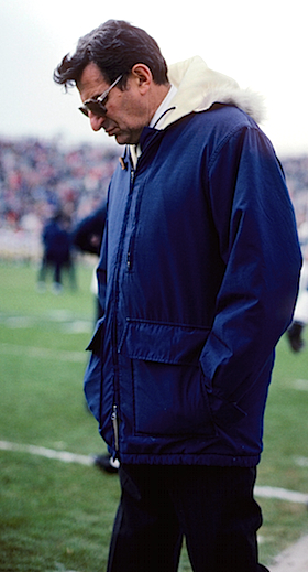 Joe says it's so: 'Devastated' Paterno will call it a career at season's end