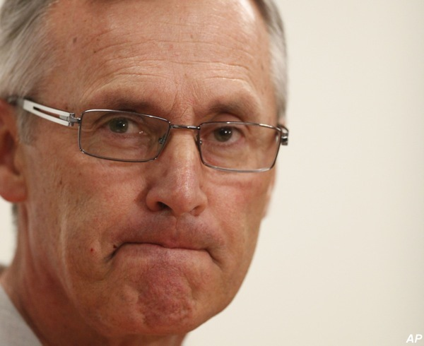 Jim Tressel's sordid story ends in resignation