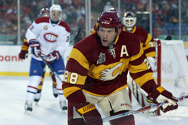 Why Robyn Regehr went to Buffalo and Calgary re-signed Tanguay