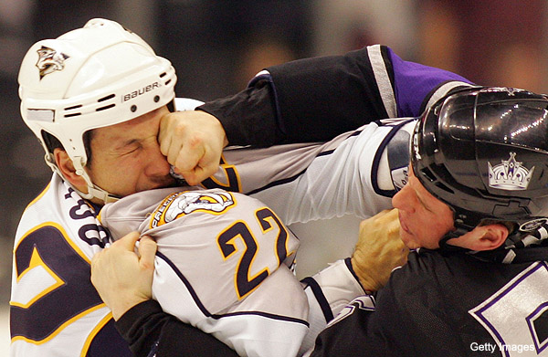 Hockey Guilty Pleasures: Jim Fox, LA Kings announcer
