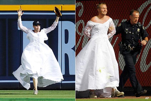 Men Forced In Wedding Dresses 85