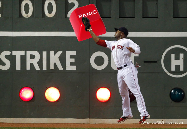 The Juice: Rays win, Red Sox push panic button in Green Monster