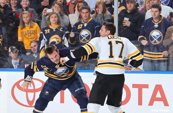 Trending Topics: The Sabres and what passes for honour