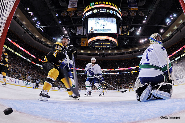 Video: The top 10 goals of the 2011 Stanley Cup playoffs
