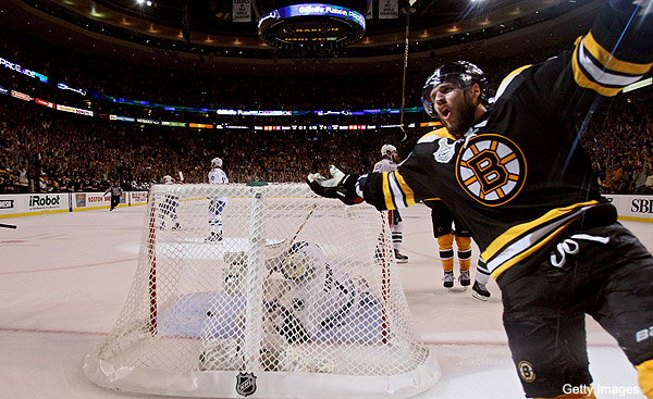 David Krejci loves Boston, who loves him back with overpayment