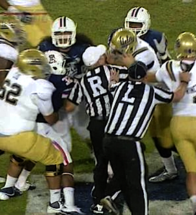 UCLA-'Zona update: Suspensions for brawling players, felony charge for reality show-inspired streaker