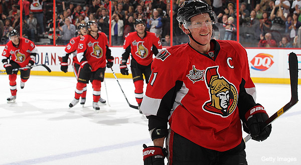 Why Shanahan didn't suspend Wolski for Alfredsson head shot