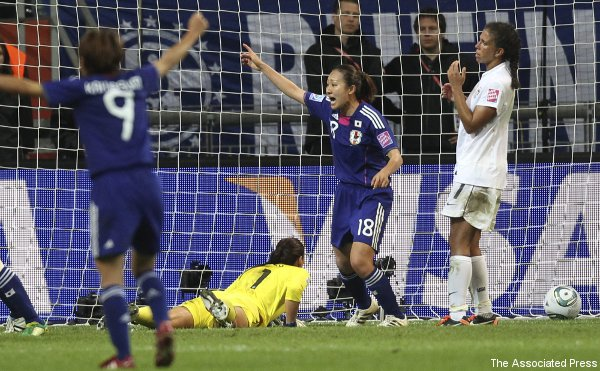 U.S. loses, but their run could boost 2015 Women's World Cup