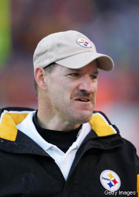Bill Cowher says he won't be coaching in 2012