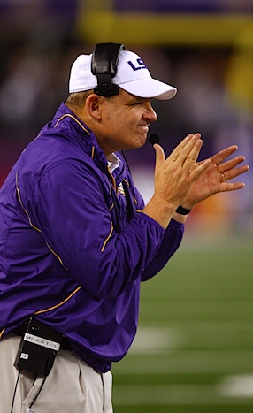 LSU dodges the NCAA's wrath, this time, but the bigger target remains