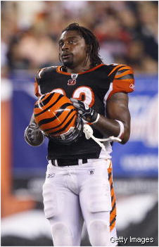 Cedric Benson changes plans, is already in jail