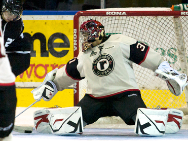 QMJHL: Gutsy rookie goalie a late-round find for Roy's Remparts