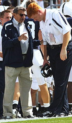 Penn State Update: McQueary is 'done' as Paterno officially lawyers up (Updated)